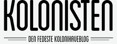 Kolonisten - – den fedeste kolonihaveblog